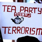 THE TEAPUBLICAN PARTY IS THE MOST DANGEROUS TERRORIST ORGANIZATION IN AMERICA