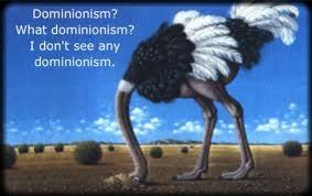 Ostrich Dominionism pic